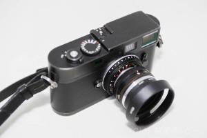 NIKKOR-S 50mmF1.4+ライカMモノクローム@アメディオNIKON-S - LEICA Mアダプター