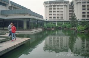 黄龍飯店@杭州観光