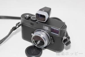 CANON 25mmF3.5@ライカMモノクローム