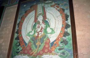 ラマ教の図像@北京雍和宮