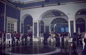 歌謡ショー@遼寧賓館