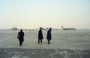 瀋陽機場@瀋陽から大連へ