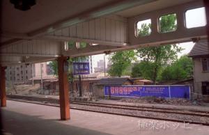 無錫駅@上海から南京へ