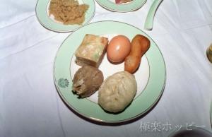 朝食@南京双門楼飯店