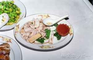 蔬菜@南京金陵飯店梅苑