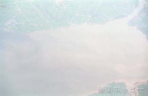 飛行場@南京から上海へ