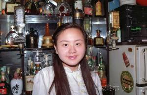 小姐@桜酒吧