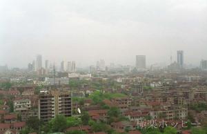ドミトリー@上海科学院