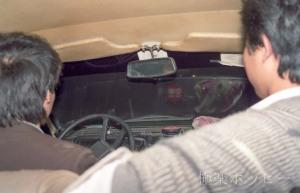 タクシー@上海観光