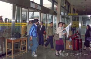 虹橋機場@上海から成田へ