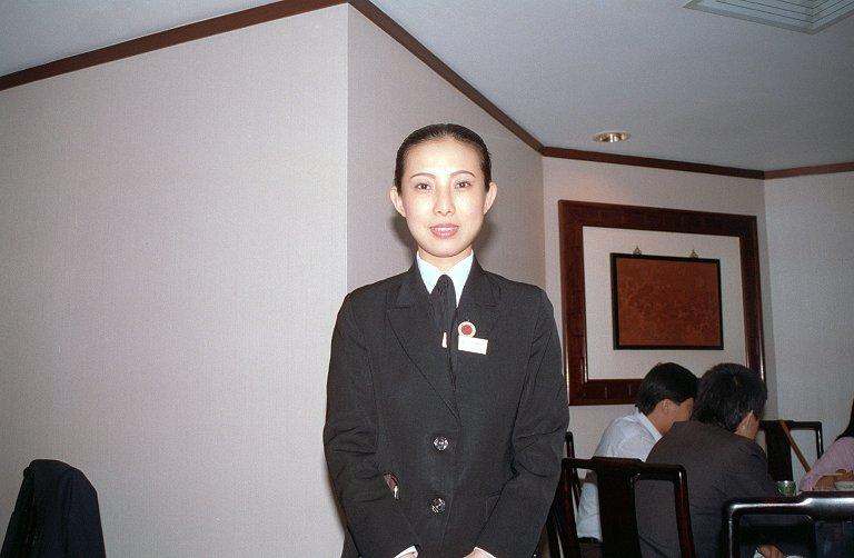 女性のマネージャー