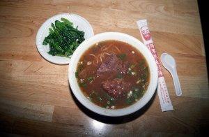 牛肉麺と臭豆腐@台中屋台食べ歩き