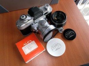 アンジェニューレトロフォーカスR61 24mm F3.5@アルパ6b