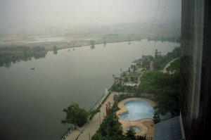 西湖風景@福州西湖大酒店