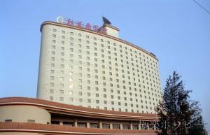 空港近くのホテル@北京から瀋陽へ