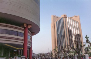 ポートマンホテル@上海観光