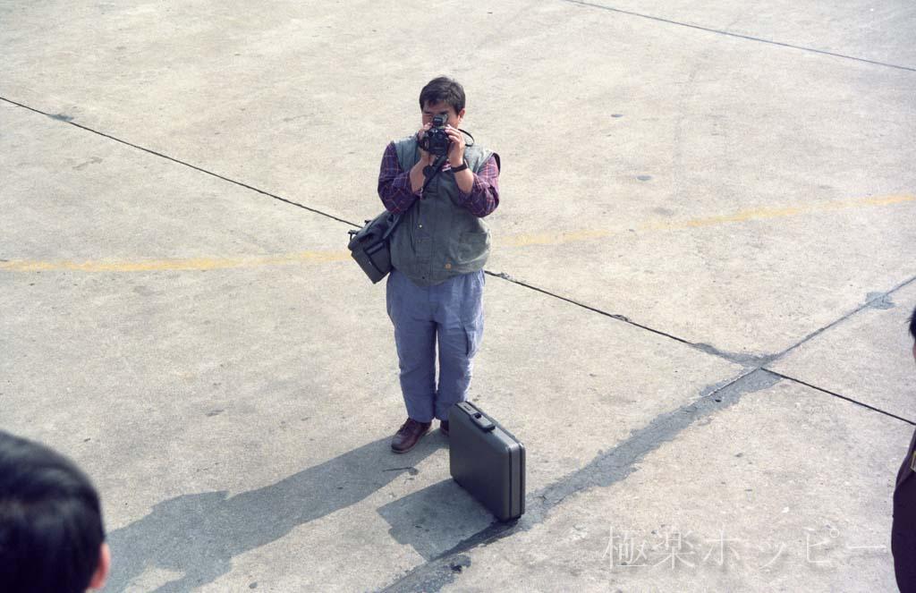 ホテルを出発@厦門から上海へ